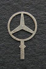 Mercedes-Benz étoile Star Logo Refroidisseur Emblème 6,9 mm 1:12 Autoart CMC Bauer