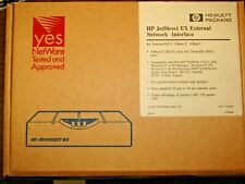 Hp JetDirect Ex with Power Adapter New in Box J2382B