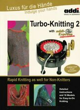 "addi Handarbeitsbuch "" Turbo-Knitting 2 with addi-Express "" 996-0 englisch"
