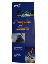 BT Collector Phonecards Magnetic Storm