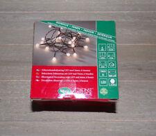 KonstSmide 50 LED Innen Lichterkette - Batterie betrieben - Timer Funktion