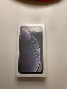 Brand New Apple iPhone XR - 64GB - Black - Unlocked Smartphone UK Seller