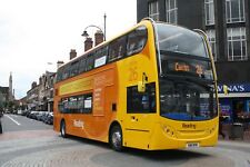 207 SN11BVM Reading Buses 6x4 Quality Bus Photo