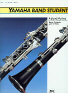 YAMAHA BAND STUDENT CLARINETTO IN Bb BOOK 2