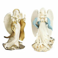 Lenox First Blessing Nativity Angels Set of 2 Hope and Peace LNC 5952829