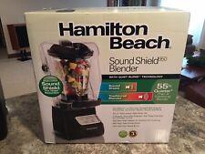 Hamilton Beach Quiet Shield 950w Blender Model 53604
