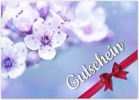 TOP Blumen Gutscheine 20 x Geschenkgutscheine Blumen-607