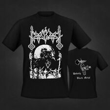 MOONBLOOD - Unholy Black Metal T-SHIRT 5x4 OFFER  Ask details / Read Description