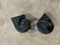 2003 2004 2005 2006 2007 CADILLAC CTS LOW&HIGH TONE HORN SET OEM