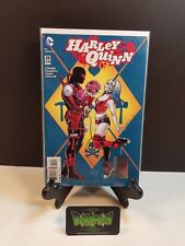 Harley Quinn #28 Red Tool Variant NM DC Comics Batman Joker Poison Ivy