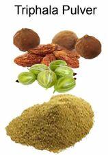 Triphala  Pulver 150 g -  Haritaki, Amalaki, Bibhitaki - 100 % Rohkost, Premium