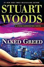 Naked Greed (A Stone Barrington Novel) by Stuart Woods
