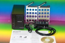 Netgear ReadyNAS Duo RND2000 Home Media Server Video NAS o. Festplatte