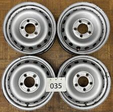 4 x Stahlfelgen 6,5Jx16H2 5x130 ET66 Opel Movano, Renault Master, Nissan NV400