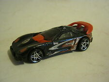 Hot Wheels Black Callaway C-7, dated 1997  (EB8-4)