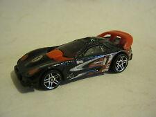 Hot Wheels Black Callaway C-7, dated 1997  (EB8-4)