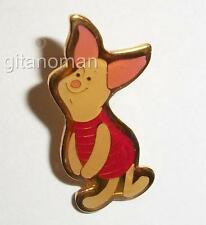 Disney Winnie the Pooh & Pals on Bucket Hat Set - Happy Piglet Smiling Pin ONLY