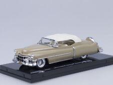 1/43 Scale model Cadillac Eldorado Closed Convertible, 1953 (beige)