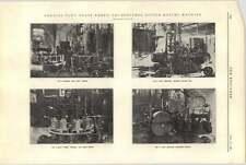 1921 Canning Town Glassworks Daubenspeck Bottle Making Machine
