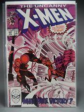 The UNCANNY X-MEN #247 Marvel Comics