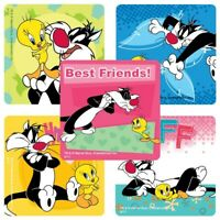 20 Looney Tunes Sylvester and Tweety stickers teacher supply party favors