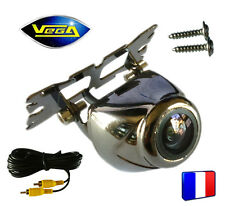 Camera de recul Design externe étanche GPS Autoradio Aluminium chromé RCA