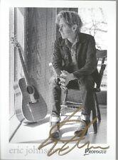 ej * by Eric Johnson (CD, 2016, Provogue) Original Signed