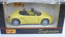Maisto Special Edition 1:43 Porsche Boxster Cabrio in OVP siehe Bild (A195)