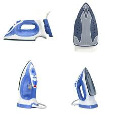 Cordless Steam Dry Iron Lightweight Chrome-Plated Water Level Window
