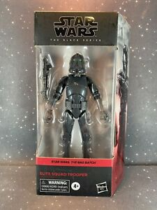2021 Star Wars Black Series 6 inch #03 Bad Batch Elite Squad Trooper In Hand