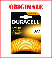 BATTERIA DURACELL A BOTTONE MOD. D377/ V377 / SR66
