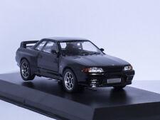 1:43 GREENLIGHT HOLLYWOOD 1989 NISSAN SKYLINE GT-R (R32) FAST FURIOUS CAR MODEL
