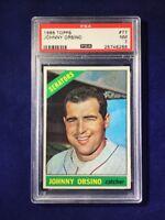 1966 Topps Johnny Orsino #77 PSA 7 Washington Senators