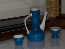 Mid Century Modern Paul McCobb Contempri Coffeepot + Cream & Sugar