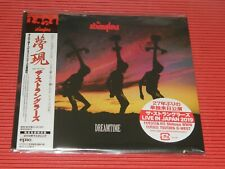 2019 THE STRANGLERS DREAMTIME with BONUS TRACKS JAPAN MINI LP CD