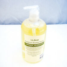 Sunflower Hill for L.L. Bean LEMON VERBENA Liquid Hand Soap 16.9 oz NEW NWOB