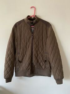 TED BAKER Jacket - Size 5 - Brown- Good Condition - Mens