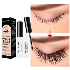 Eyelash Enhancer Eye Lash Rapid Oil Growth Serum Liquid Natural Herbal 5ml