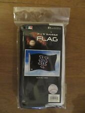 Rico Industries New York Mets 3'x5' Outdoor Flag Banner new in package