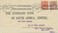 SOUTH AFRICA 1925 DURBAN / BUY S.AFRICAN MADE GOODS / KOOP S.AFRIKAANSE GOEDERE