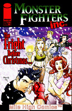 MONSTER FIGHTERS INC.: GHOSTS OF CHRISTMAS (1999 Series) #1 Near Mint Comics
