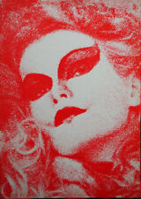 Irina Ionesco no el serigrafía nº 3 de Corneille africa 3