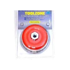 Cepillos metálicos manuales de bricolaje Toolzone