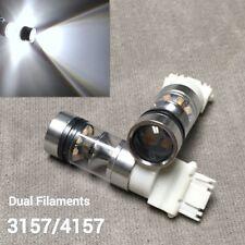 Parking Light 6000K Cree XBD LED bulb T25 3157 3457 4157 FOR Subaru Isuzu