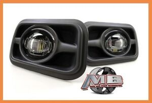 Plug & Play Morimoto XB Ram LED Fog Lights For 2010-2014 Dodge Ram 3500 5500K