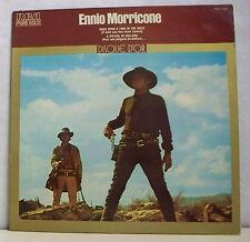 "33 tours Ennio MORRICONE Disque Vinyle LP 12"" DISQUE D'OR Film RCA 7246 RARE"