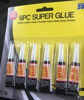 PREMIUM QUALITY SUPER GLUE EXTRA STRONG BOND ADHESIVE PLASTIC  WOOD GLASS PAPER