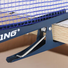 Table Tennis Ping Pong Net Post Clamp Stand Indoor Game Training Set Clip On