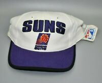 Phoenix Suns NBA Vintage 90's Twins Enterprise Adjustable Snapback Cap Hat NWT
