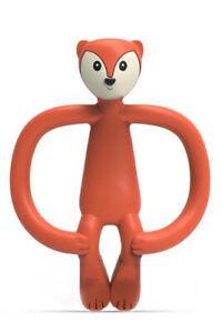 Matchstick Monkey Teething Toy - Fox